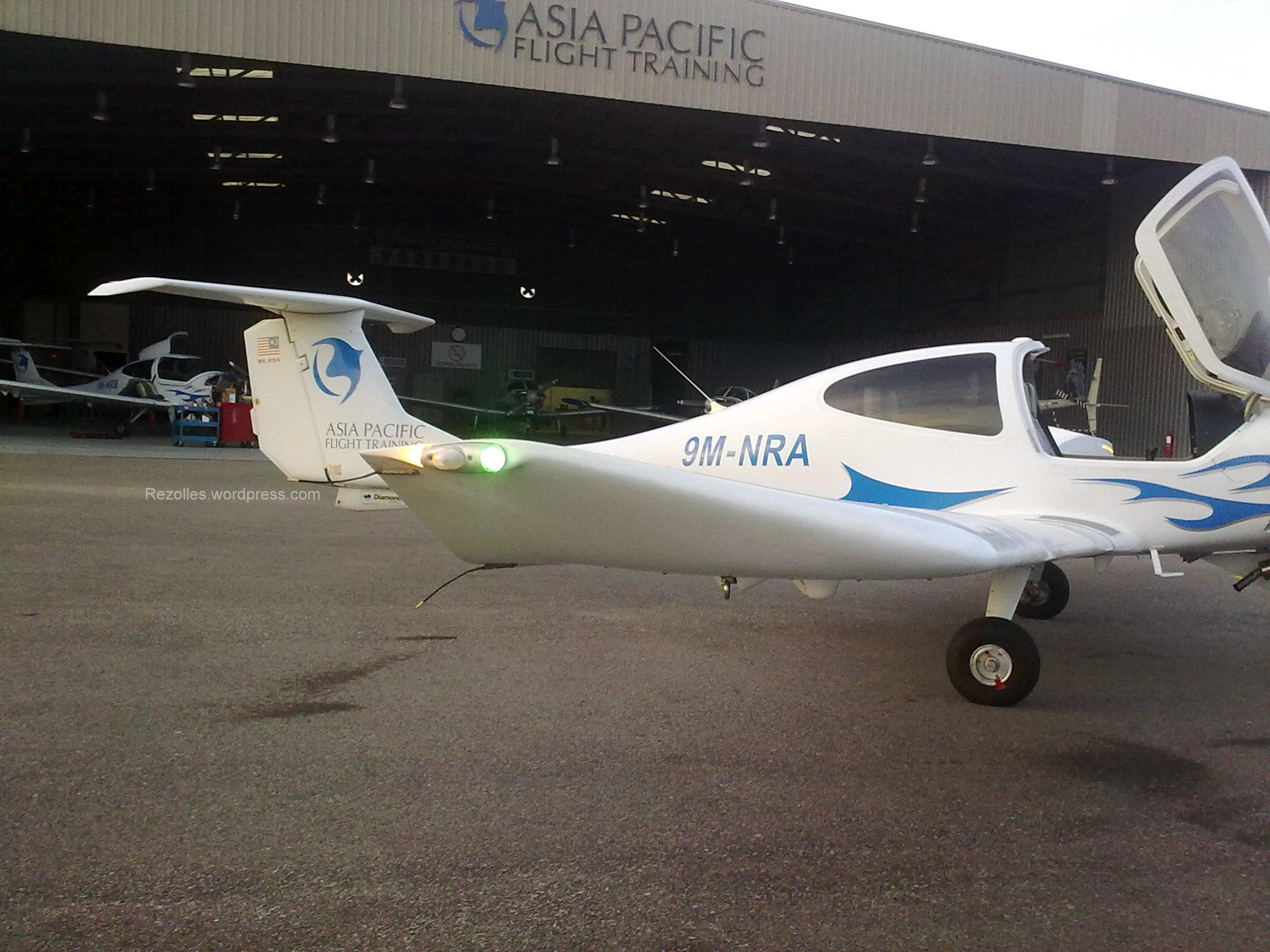 Aircraft Nav Lights